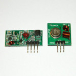 433mhz transmitter receiver kit